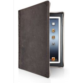 TwelveSouth BookBook leather case for iPad  - brown