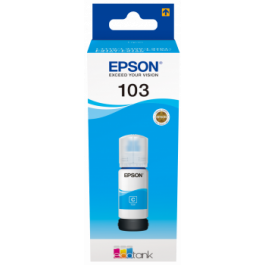 Cerneala Epson L3156 - 103 ECOTANK, Cyan