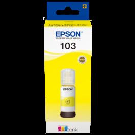 Cerneala Epson L3156 - 103 ECOTANK, Galben