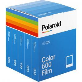 Set 40 coli de film color pentru Polaroid 600