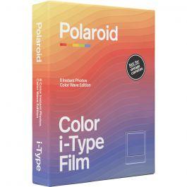 Set 8 coli de film color pentru Polaroid i-Type, rame colorate
