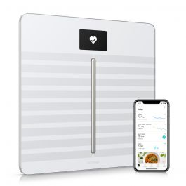 Withings Body Cardio Full Body Composition WiFi Scale - White