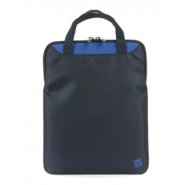 Tucano Mini sleeve with handles for iPad 2/3/4, Tablet - Blue