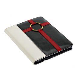 Seth Aaron Series Leather iPad Folio - Hoop