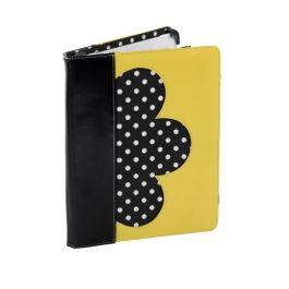 Seth Aaron Series Leather for iPad Folio - Dotty