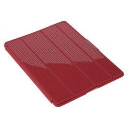SPECK __ New iPad / iPad 2 PixelSkinHD Wrap Red Sample