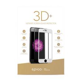 Folie de protectie din sticla Epico 3D+ pentru iPhone 6/7/8 Plus, Negru