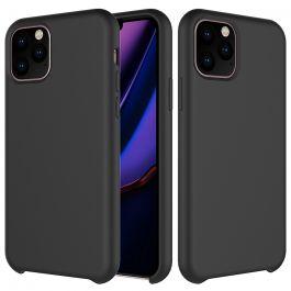 Husa de protectie Next One pentru iPhone XR, Silicon, Negru