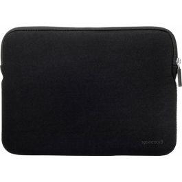 "Husa 19twenty8 Neoprene pentru MacBook 15"", Negru"