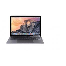 Folie de protectie tastatura Moshi ClearGuard pentru MacBook Pro 13inch (EU layout) - Transparent
