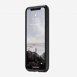 Husa de protectie Next One pentru iPhone 11, Silicon, Olive Green