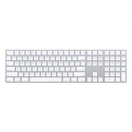 Tastatura Apple Magic cu Numeric Keypad, layout RO, Silver