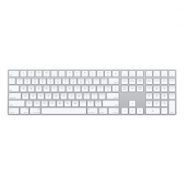 Tastatura Apple Magic cu Numeric Keypad, INT KB, Silver, Open Box