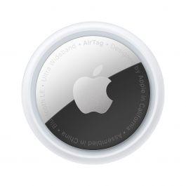 Breloc Apple pentru AirTag Loop, White