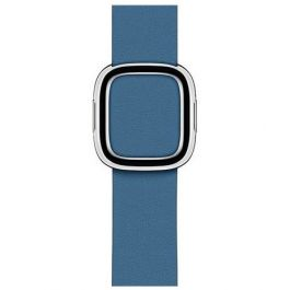 Curea Apple Watch 40mm Cape Cod Blue Modern Buckle Band - Medium