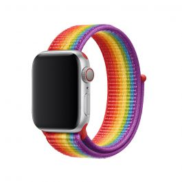 Curea pentru Apple Watch: Pride Edition Sport Loop