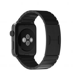 Curea Apple Watch 42mm Space Black Link Bracelet