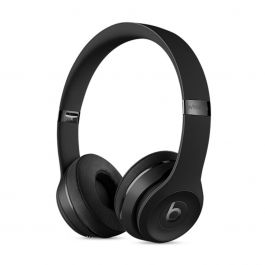 Casti On-Ear Beats Solo3 Wireless, Matte Black