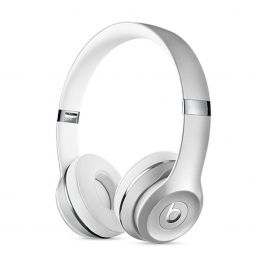 Casti On-Ear Beats Solo3 Wireless, Argintiu