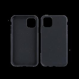 Husa de protectie biodegradabila NextOne pentru iPhone 11, Negru