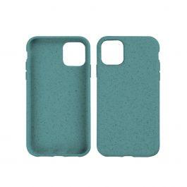 Husa de protectie ecologica Next One pentru iPhone 12 Mini, Verde