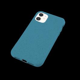 Husa de protectie biodegradabila NextOne pentru iPhone 11, Marine Blue