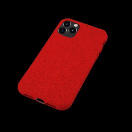 Husa de protectie biodegradabila NextOne pentru iPhone 11 Pro, Rosu