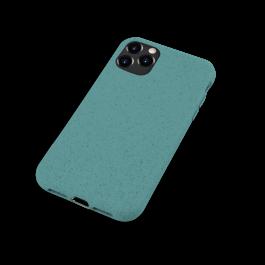 Husa de protectie biodegradabila NextOne pentru iPhone 11 Pro Max, Verde