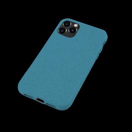 Husa de protectie biodegradabila NextOne pentru iPhone 11 Pro, Marine Blue