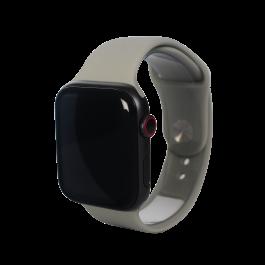 Curea Next One pentru Apple Watch 38/40mm, Silicon, Gri