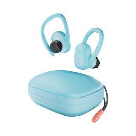 Casti In-Ear SKULLCANDY Push Ultra, Wireless, Bleached Blue