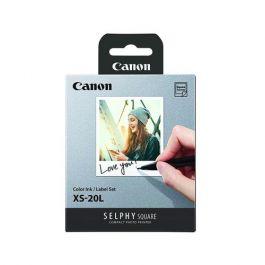 Pachet hartie foto XS-20L Canon Selphy