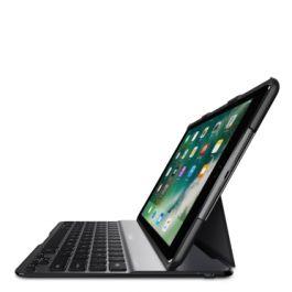 """Husa de protectie Belkin QODE Ultimate Lite pentru Apple iPad 9.7"""" 6th Generation (2018), Tastatura, Negru"""