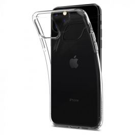 Husa de protectie Spigen Liquid Crystal pentru iPhone 11 Pro Max, Transparent