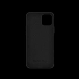 Husa de protectie Epico pentru iPhone 12 / iPhone 12 Pro, Silicon, Negru