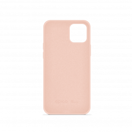 Husa de protectie Epico pentru iPhone 12 Pro Max, Silicon, Roz