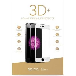 Folie de protectie din sticla flexibila Epico 3D+ pentru iPhone 6/6S/7/8
