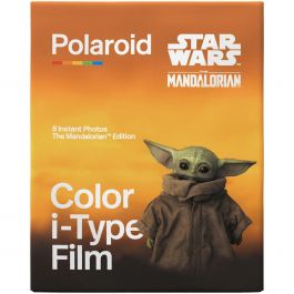 Film Color Polaroid pentru i-Type, The Mandalorian Edition