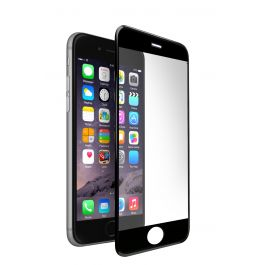Folie de protectie din sticla 3D Next One pentru iPhone 7/8 Plus, Negru
