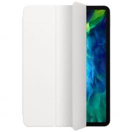 """Husa de protectie Apple Smart Folio pentru iPad Pro 11"""", Alb"""
