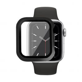 Husa de protectie iSTYLE Glass pentru Apple Watch (38 mm)