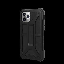 Husa de protectie UAG Monarch pentru iPhone 11 Pro, Negru