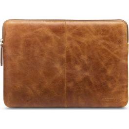 """Husa de protectie dbramante1928 pentru MacBook 15"""", Piele, Maro"""