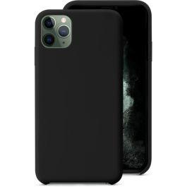 Husa de protectie Epico pentru iPhone 11 Pro Max, Silicon, Negru