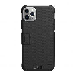 Husa de protectie UAG Metropolis pentru iPhone 11 Pro Max, Negru