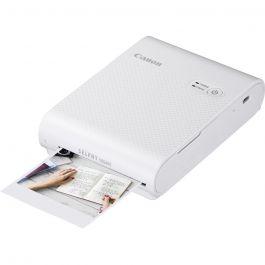 Imprimanta foto Canon Selphy QX 10, Alb