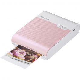 Imprimanta foto Canon Selphy QX 10, Roz