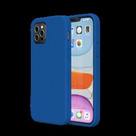 Husa de protectie biodegradabila NextOne pentru iPhone 12 / iPhone 12 Pro, Albastru