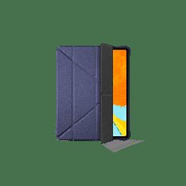 """Husa de protectie Epico Fold pentru iPad 10.2"""", Albastru Intunecat"""