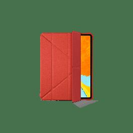 """Husa de protectie Epico Fold pentru iPad 10.2"""", Rosu"""